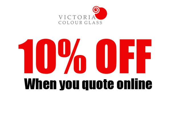 10% Off When you quote online