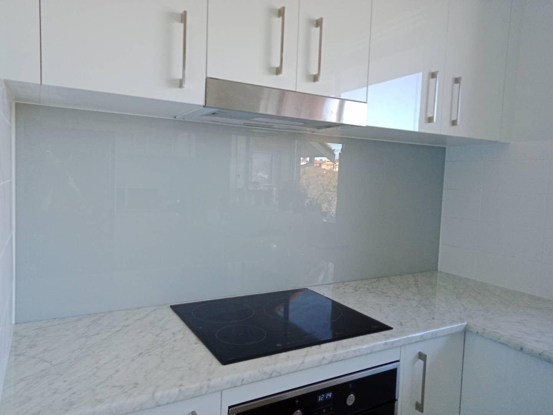 Victoria Color Glass | Kitchen Color Glass Splashback